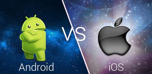 compare contrast iphone vs android Apple iphone 6 vs samsung galaxy s6 — ultimate comparison (video)  check out our iphone 6 vs galaxy s6 comparison video below:  aside from ios vs android, it's going to come down to.